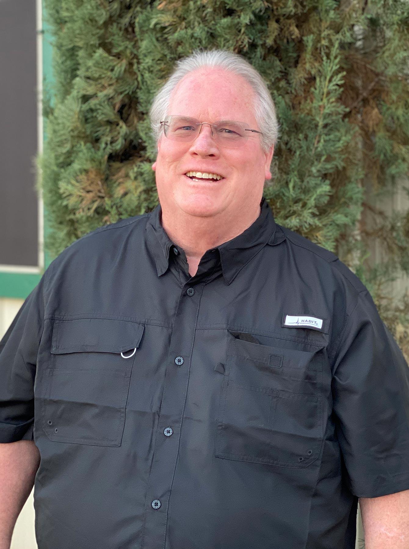 Pastor Phil Thompson for Blanco Mayor